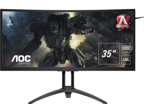 Monitor LED AOC AG352UCG6 Gaming curbat